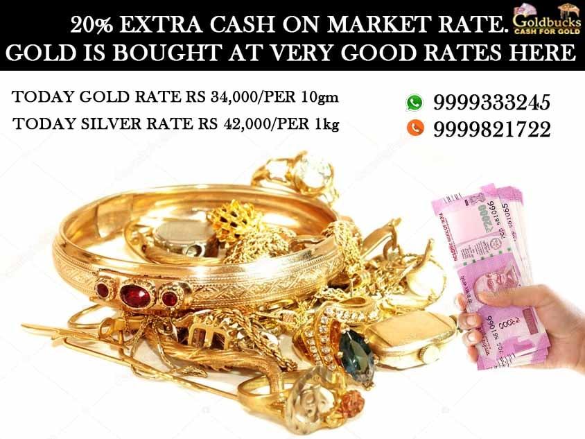 jewellery buyer