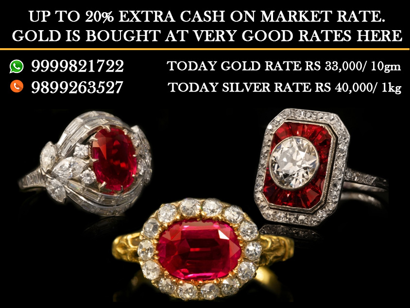 Cash For Gold in Noida